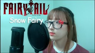 Download 【Fairy Tail OP 1】- Snow Fairy (Cover) Video