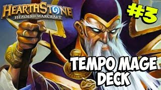 Download Hearthstone ITA Ep.3 : TEMPO MAGE DECK GAMEPLAY w/Antonidas Video