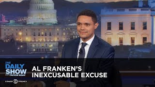 Download Al Franken's Inexcusable Excuse - Between the Scenes: The Daily Show Video