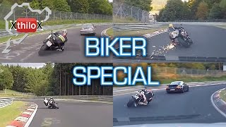 Download Bike Compilation Mix - Nürburgring Nordschleife - Seat Leon Cupra + Megane RS + Motorbike R1 R6 RR Video
