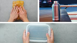 Download Small Ways To Reduce Waste Video