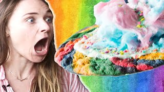 Download We Tried Instagram Famous Unicorn Pizza Video
