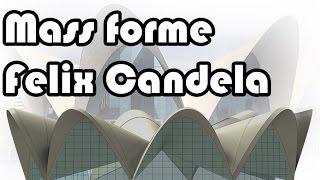 Download Learn revit in 5 Minutes- Mass forme Felix Candela Video