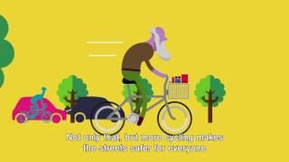 Download The Health Benefits of Cycling Video