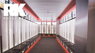 Download We Toured the Texas Longhorns' Insane Football Facility & Sneaker Equipment Room | Royal Key Video