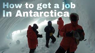 Download How to Get a Job in Antarctica Video