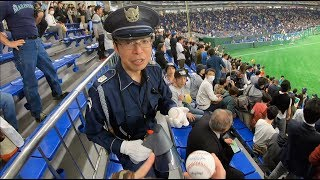 Download Why do the guards confiscate baseballs at the Tokyo Dome? - MLB Opening Series in Japan Video
