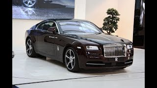 Download 2018 Rolls Royce Wraith Interior Exterior Review Video