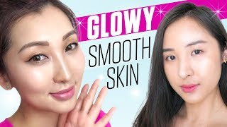 Download How to Get Glowy & Smooth Skin ☀️ Glass Skin Care [Summer 2018] Video