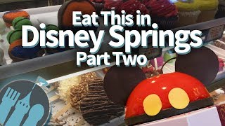 Download Eat This in Disney Springs Part Two! Video