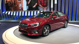 Download 2018 Subaru Legacy – Redline: First Look – 2017 Chicago Auto Show Video