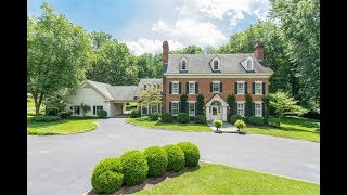 Download Custom Built Architectural Gem in Prospect, Kentucky | Sotheby's International Realty Video