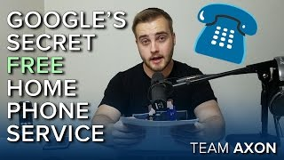 Download STOP PAYING FOR YOUR HOME PHONE – Let Google do it for Free! Video