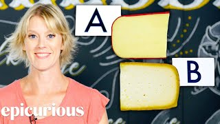 Download Cheese Expert Guesses More Cheap vs Expensive Cheeses | Price Points | Epicurious Video