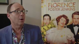 Download Arthur Levy on ″Florence Foster Jenkins″ Video
