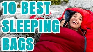 Download Best Sleeping Bag 2017 – TOP 10 Sleeping Bags Video