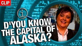 Download QI | D'you Know The Capital Of Alaska? Video