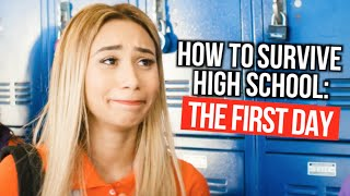 Download How to Survive High School : The First Day Of School | MyLifeAsEva Video