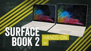 Download Surface Book 2 Hands-On: Now In Jumbo & Junior Sizes Video