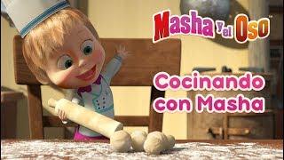 Download Masha y el Oso - Cocinando con Masha 🍔 Video
