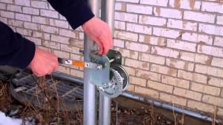 Download Tilt-Over Crank-Up Antenna Mast Video