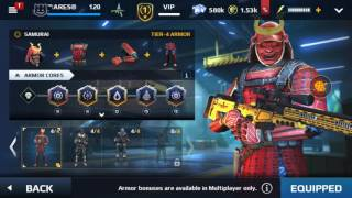 Download Testing the defense of best Core Combinations. Modern Combat 5 PC Game play by IPF Gaming. Video