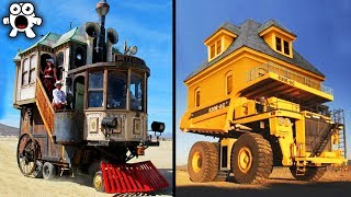 Download Top 10 Motor Homes You Won't Believe Exist Video