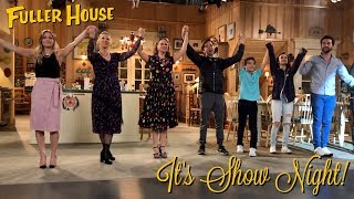 Download It's Show Night! First Taping of Fuller House, Season Five Video