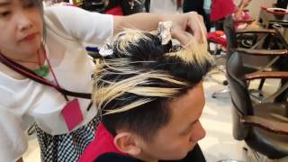 Download Tutorial: Cara Mewarnai Rambut Cowok Video