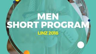 Download Koshiro Shimada (JPN) | Men Short Program | Linz 2018 Video