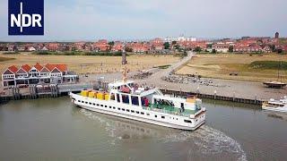 Download Nordseeinsel Juist: Wellen, Strand und starke Pferde | die nordstory spezial | NDR Doku Video
