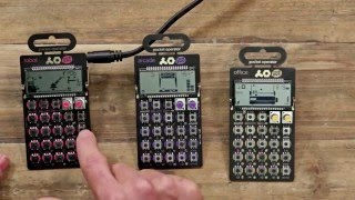 Download New From NAMM 2016: Teenage Engineering Pocket Operators Video