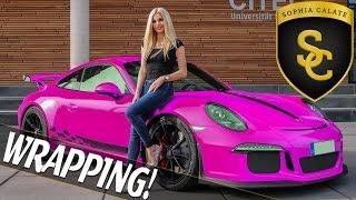Download Habe ich meinen Porsche GT3 wirklich in PINK foliert? Video