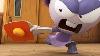 Download Spookiz | Ping Pong Competition | 스푸키즈 | Zombie Cartoon | Kids Cartoons | Videos for Kids Video