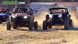 Download STAGE 3 TUNED TURBO RZR VS STAGE 3 TUNED CAN-AM MAVERICK X3 Video