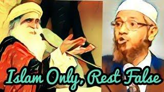 Download Sadhguru & Zakir Nair : Views on Religion . Video