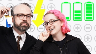 Download Collin's Lab: Powerful Battery Usage with Ladyada @adafruit #adafruit Video
