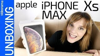 Download Apple iPhone Xs MAX unboxing -el iPhone más GRANDE de la historia- Video
