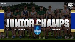 Download Scotland vs United Arab Emirates, Mixed 18, Round 3   European Touch Junior Championships 2019 Video