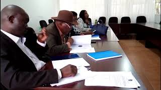 Download Bwisa's student defends PhD earning thesis in project management Video
