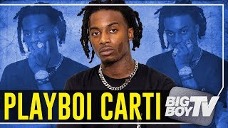 Download Playboi Carti on 'Die Lit', XXL Freshman List, Meeting A$AP Rocky & More! Video