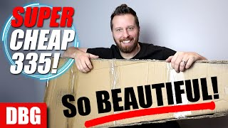 Download Unboxing a Super Cheap ″335″....And It's GORGEOUS! Video