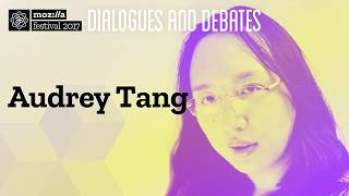 Download Stories from the Future of Democracy | Audrey Tang at MozFest Video