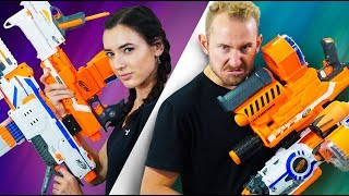 Download NERF Build Your Weapon Challenge! Video