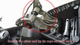 Download [Ide Kreatif] Cara Modifikasi Jok Nmax Otomatis tanpa hidrolik dan minyak sehingga rapih dan bersih Video