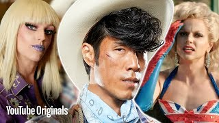 Download RuPaul's Drag Race Vs. UFC Fighters • Cowboy Up Video