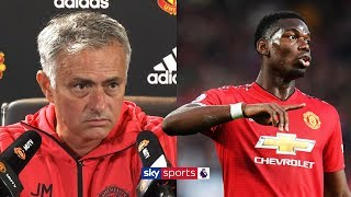 Download Jose Mourinho reveals 'the truth' about his relationship with Paul Pogba! Video