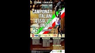 Download Campionati Italiani Under di Beach Tennis Terracina 2018 Video