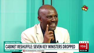 Download Cabinet Reshuffle: Seven Key Ministers dropped| NBS Media Round Table Video