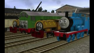 Thomas Trainz Music Video - Salty Free Download Video MP4 3GP M4A